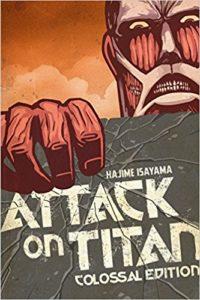 lucca comics L'Attacco dei Giganti – Colossal Edition