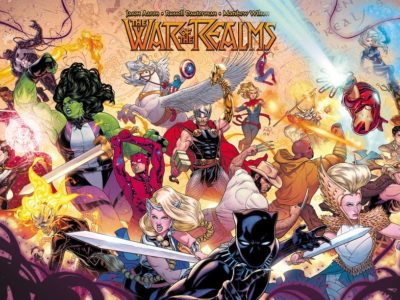 war of the realms promo