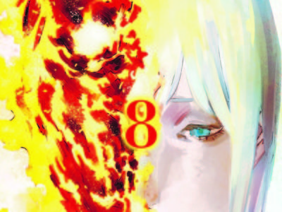 fire punch copertina