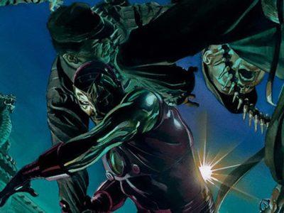 Marvels Alex Ross Iron Man
