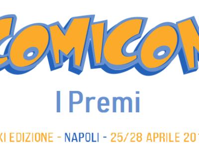 Napoli Comicon 2019 i premi
