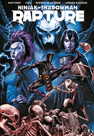 Ninjak – Shadowman: Rapture