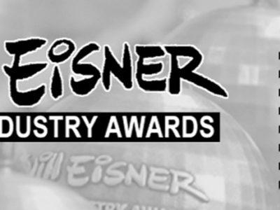 Will Eisner Comic Awards Hall of Fame.