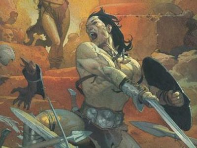 Conan the Barbarian Marvel