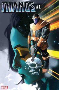 Thanos #1 cover