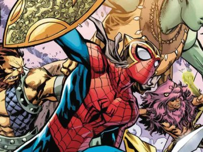Spider-Man e The League of Realms