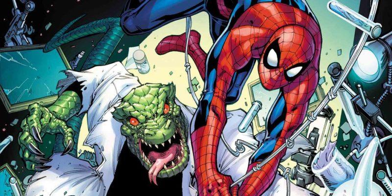 Spider-Man: Reptilian Rage