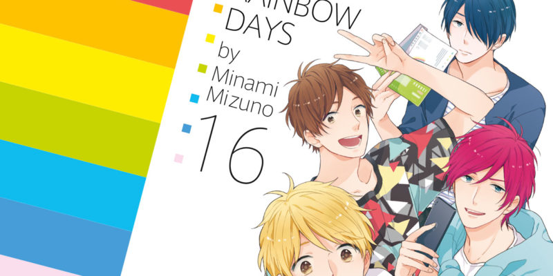 Edizioni Star comics presenta : Rainbow Days #16 ComixIsland
