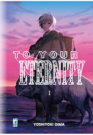 TO YOUR ETERNITY.