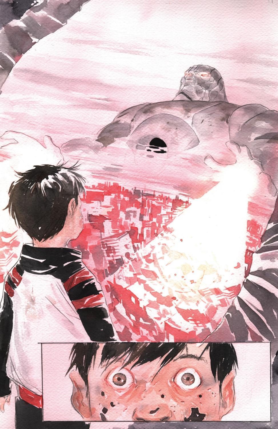 Descender: la recensione della saga di Jeff Lemire e Dustin Nguyen -  ComixIsland