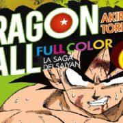 dragon ball full color copertina