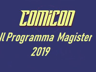 gipi napoli comicon 2019
