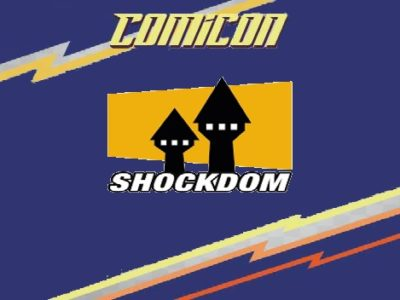 shockdom comicon 2019 copertina