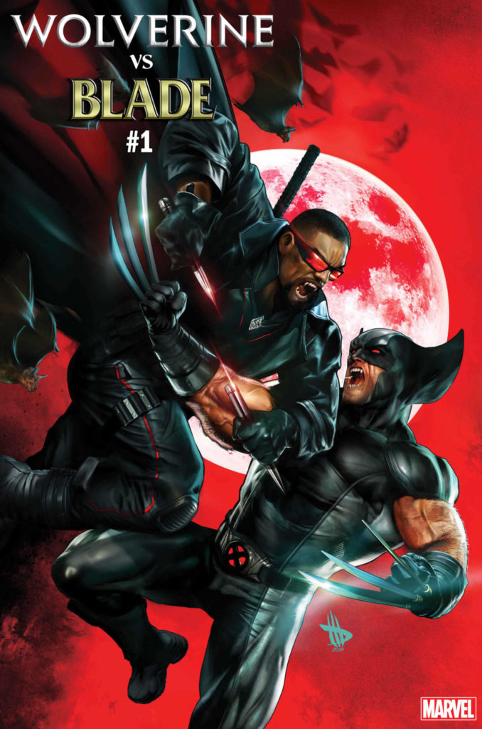Wolverine Vs Blade Special