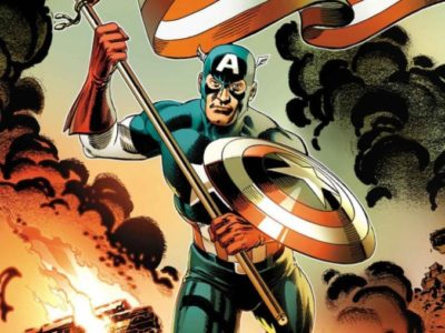 Captain America & The Invaders: The Bahamas Triangle