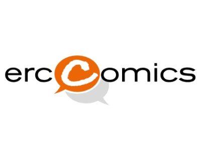 ERCcOMICS copertina