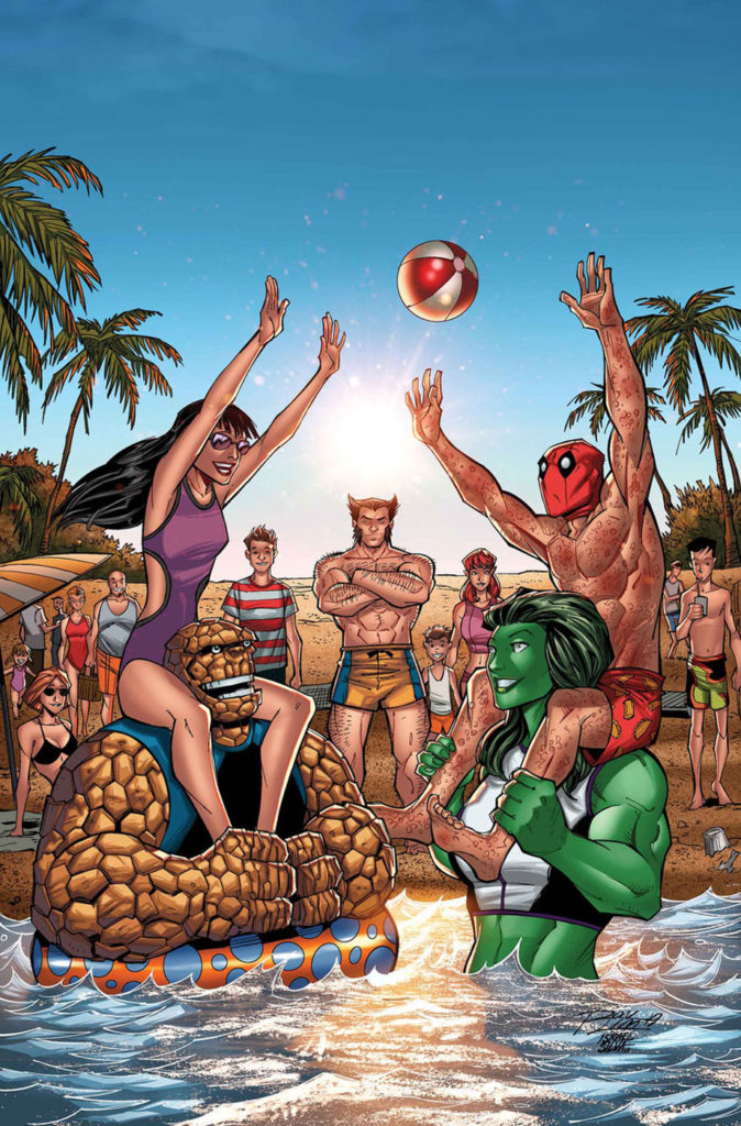 Marvel Summer Special #1