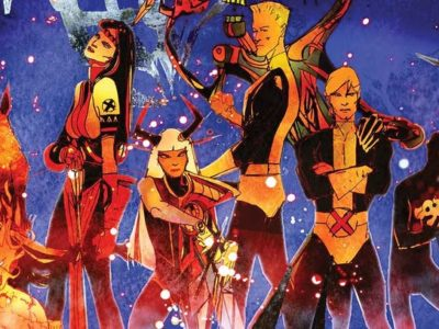 New Mutants: War Children
