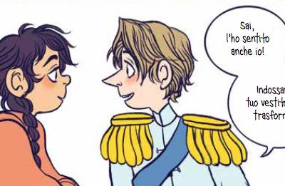 Il principe e la sarta,