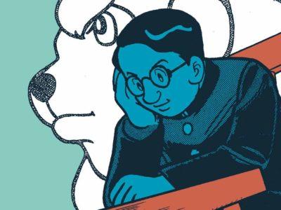 Osamu Tezuka - Una vita a fumetti 1 copertina