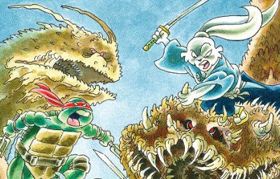 Usagi Yojimbo/Teenage Mutant Ninja Turtles – La Collezione Definitiva