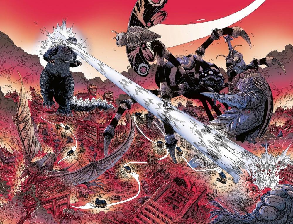 Godzilla La guerra dei 50 anni